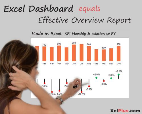 Excel Dashboard presentation Leila Gharani