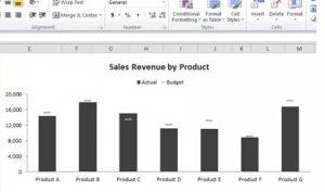 Excel Default Legend