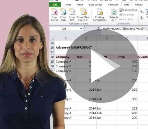 Online Advanced Excel Course to become better