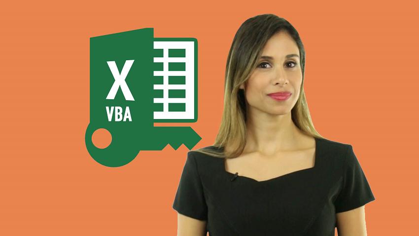Leila Gharani Excel VBA & Excel Macros Course