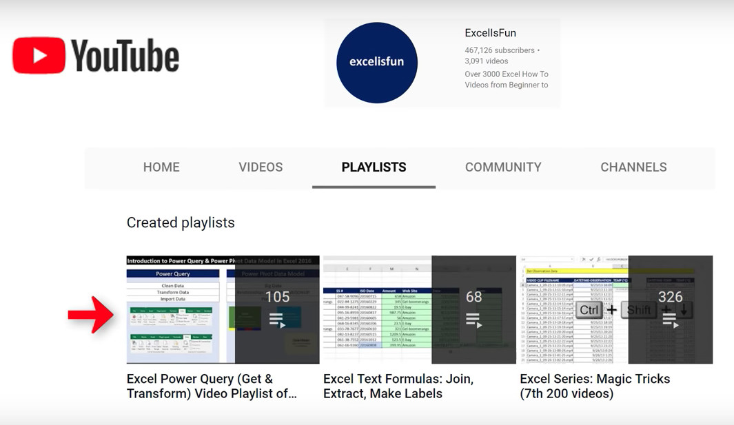Excel Power Query, Power Pivot & Power BI Resources - Xelplus