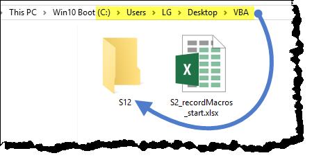 Excel VBA: Check If File or Folder Exists (DIR) - Xelplus