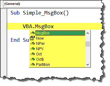 How to use the Message Box in Excel VBA - Xelplus - Leila Gharani