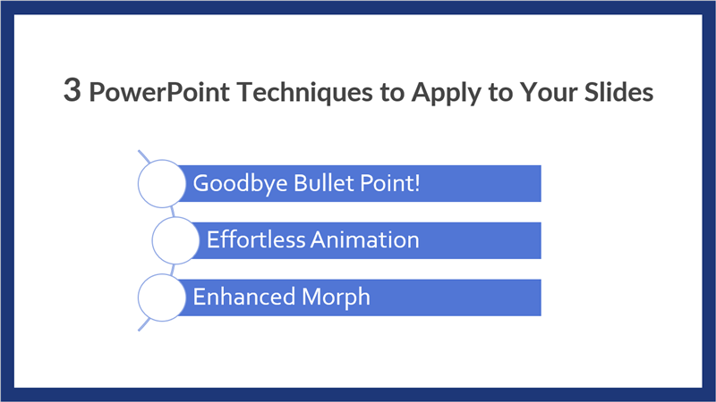 3 PowerPoint HACKS for INSTANT Improvement - Xelplus - Leila
