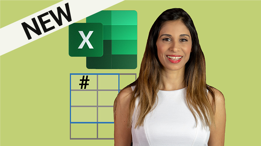 Excel Dynamic Arrays Complete Course