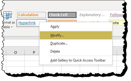 Excel Hyperlink - Xelplus - Leila Gharani