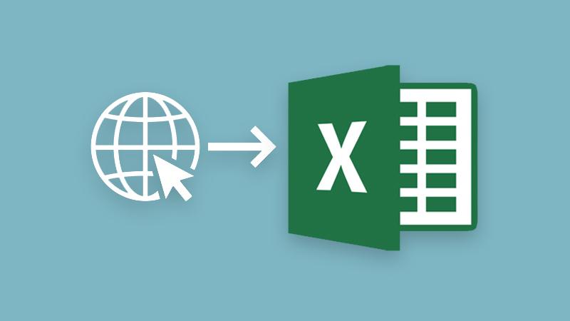 Excel Website