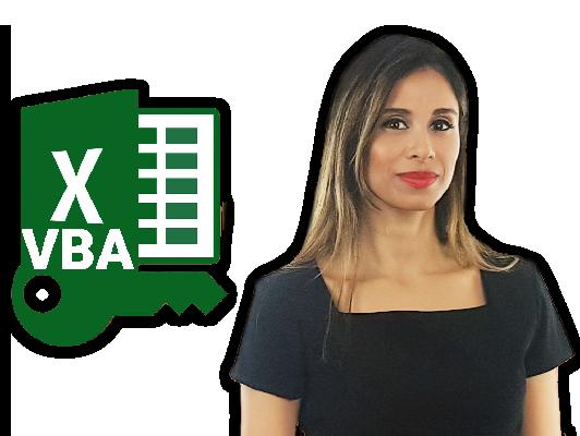 Excel VBA macros course Leila Gharani