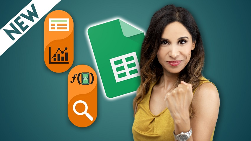 Complete online google sheets course