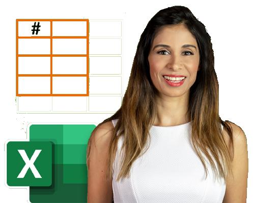 Excel Dynamic Arrays Course Leila Gharani