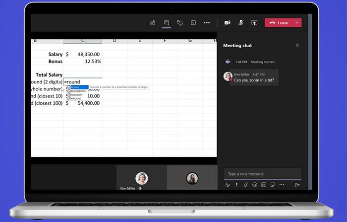 Microsoft Teams - Screen Monitoring