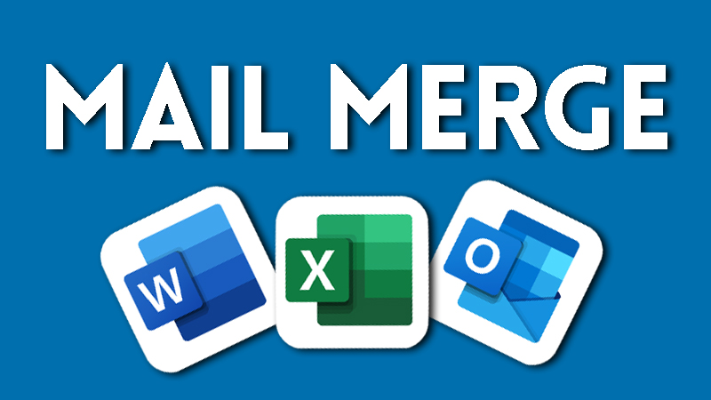 Mail Merge from Excel